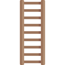 12 Ft Telescoping Attic Ladder Image Balcony And Attic