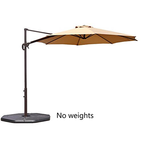 The 5 Best Cantilever Umbrellas [Ranked] | Product Reviews And Ratings