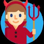 The 5 Best Demon Horn Costumes | Plus DIY Devil Cosplay Pics