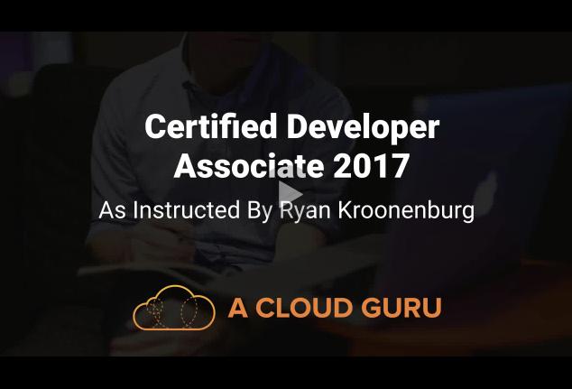 AWS Certified Developer Associate 2018 Udemy
