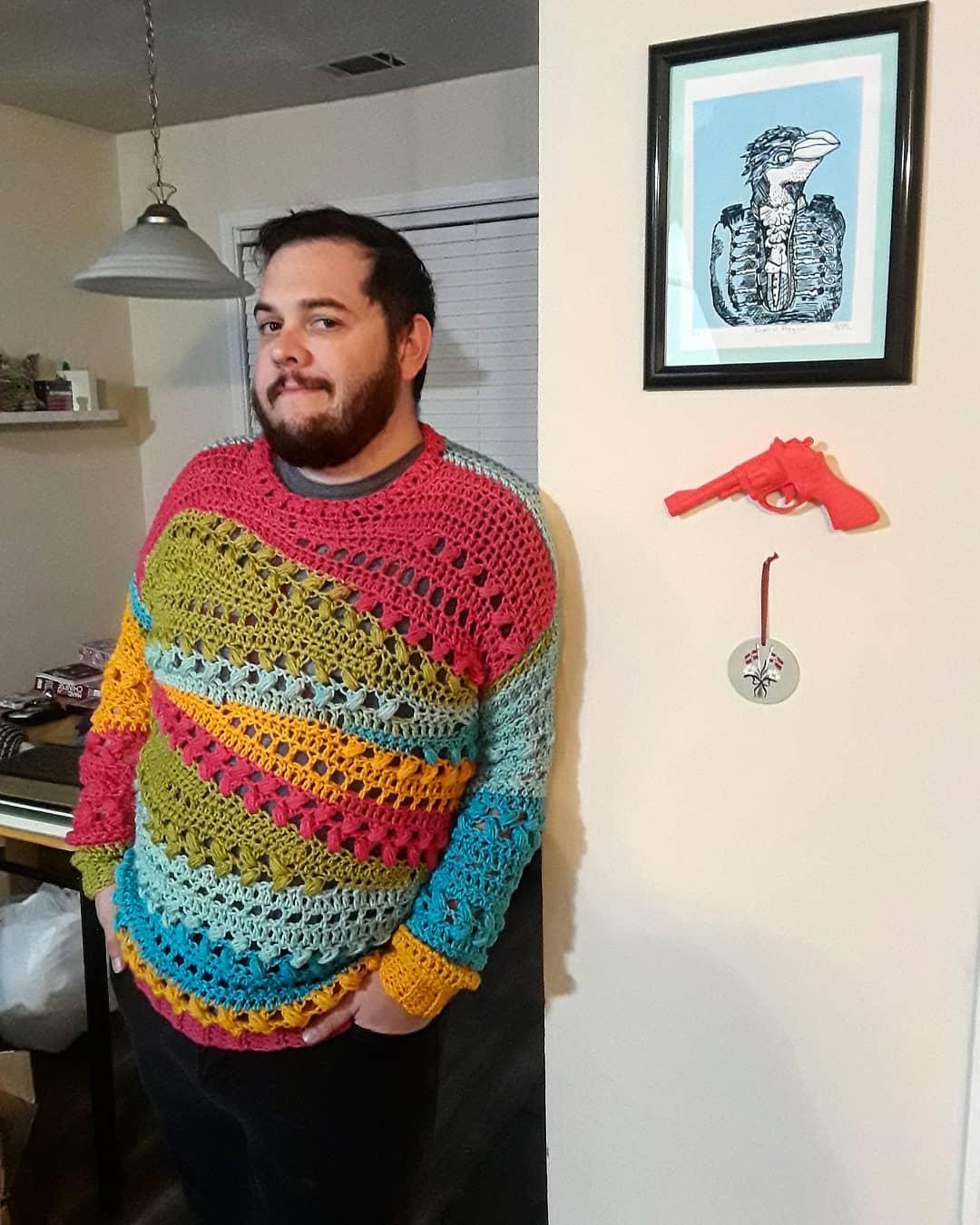 caron cakes knit
