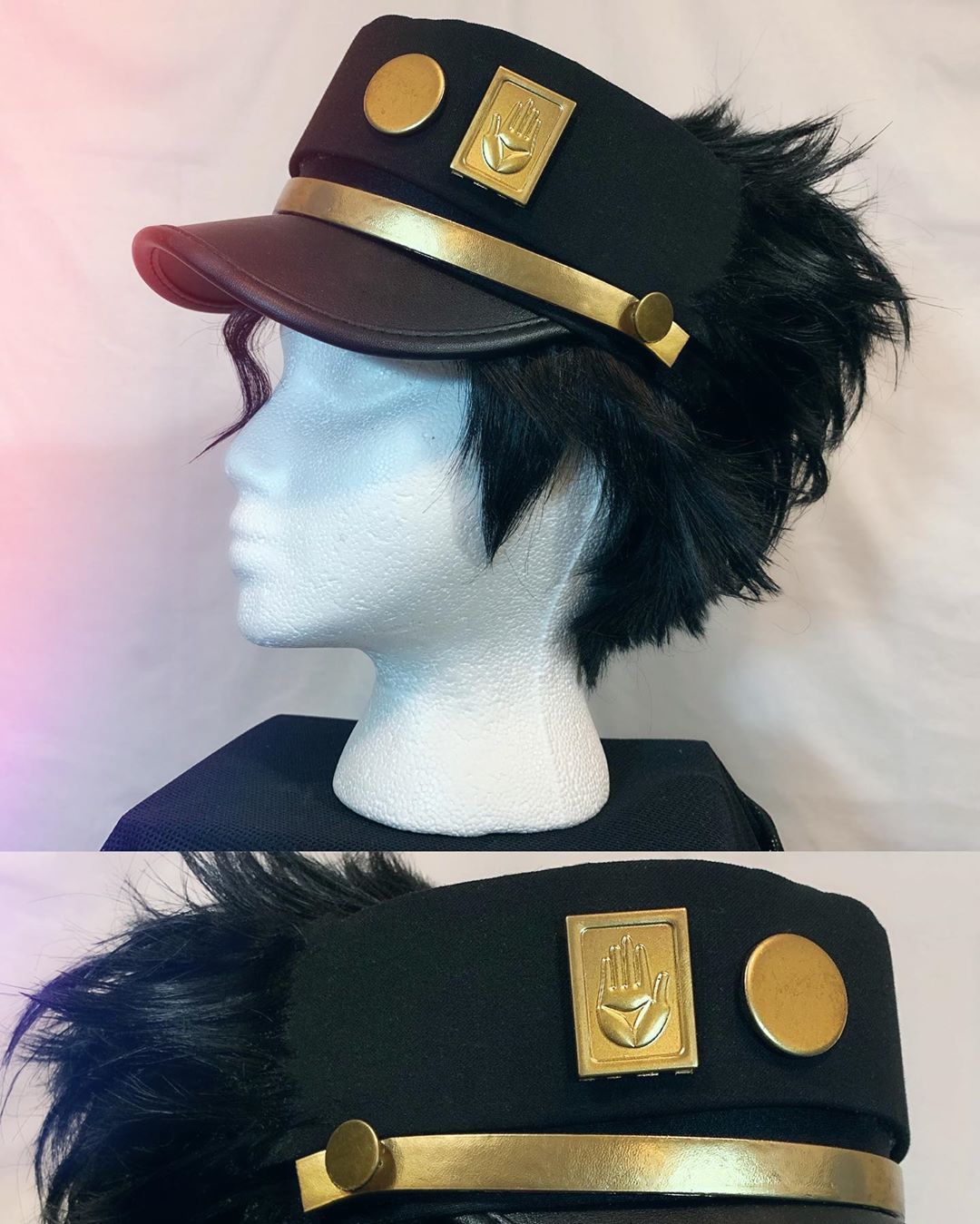custom diy jotaro hat
