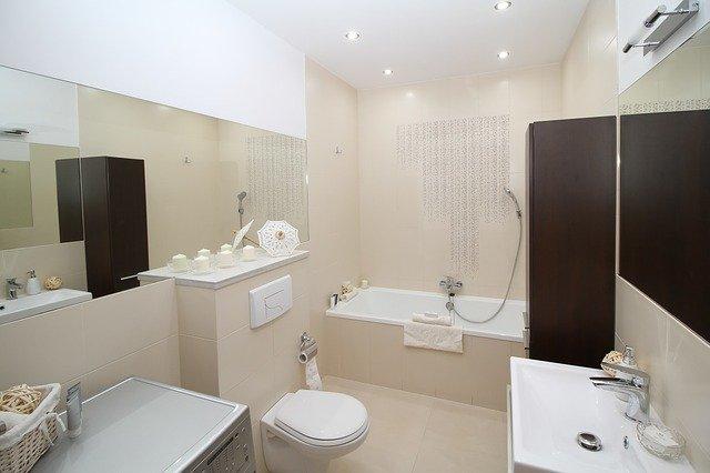 Bathroom Bath Wc Toilet Sink - jarmoluk / Pixabay