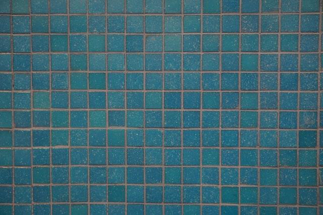 bathroom tile grout