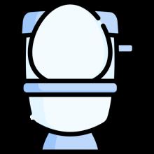 how do auto flushing toilets work