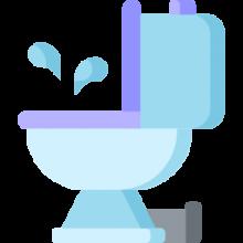 toilet seat cushion riser